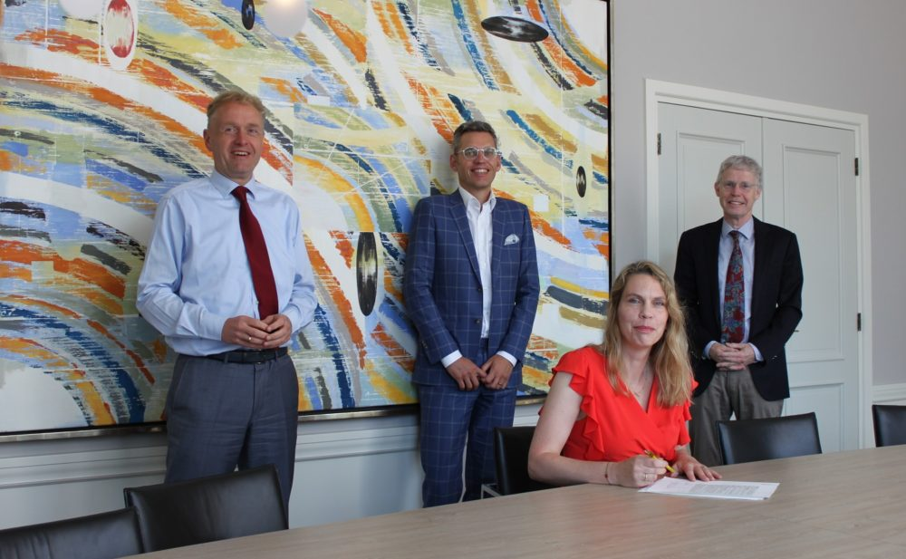 Toetreding Kirsty Selcraig als partner bij Benthem Gratama advocaten